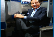 FMO Interviews United Airlines CEO Oscar Muñoz