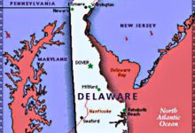 Delaware Has Broken Off From The United States