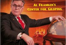 Al Franken Dedicates New Center For Groping