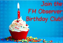 Sign Up To Join The FMO Birthday Club For Only $100