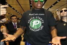 Dennis Rodman To Receive Nobel Peace Prize