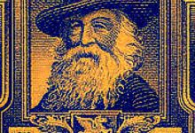An Exclusive FMO Interview With Walt Whitman