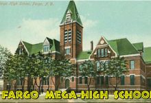 Merge Fargo North High With Fargo South High To Make: Fargo Mega-High School