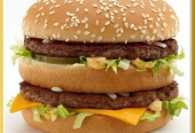 Fargo Man Enjoys Big Mac That's Been In His Fridge For 30 Years