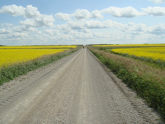 North Dakota Farmer Takes Wrong Turn, Never Heard From Again