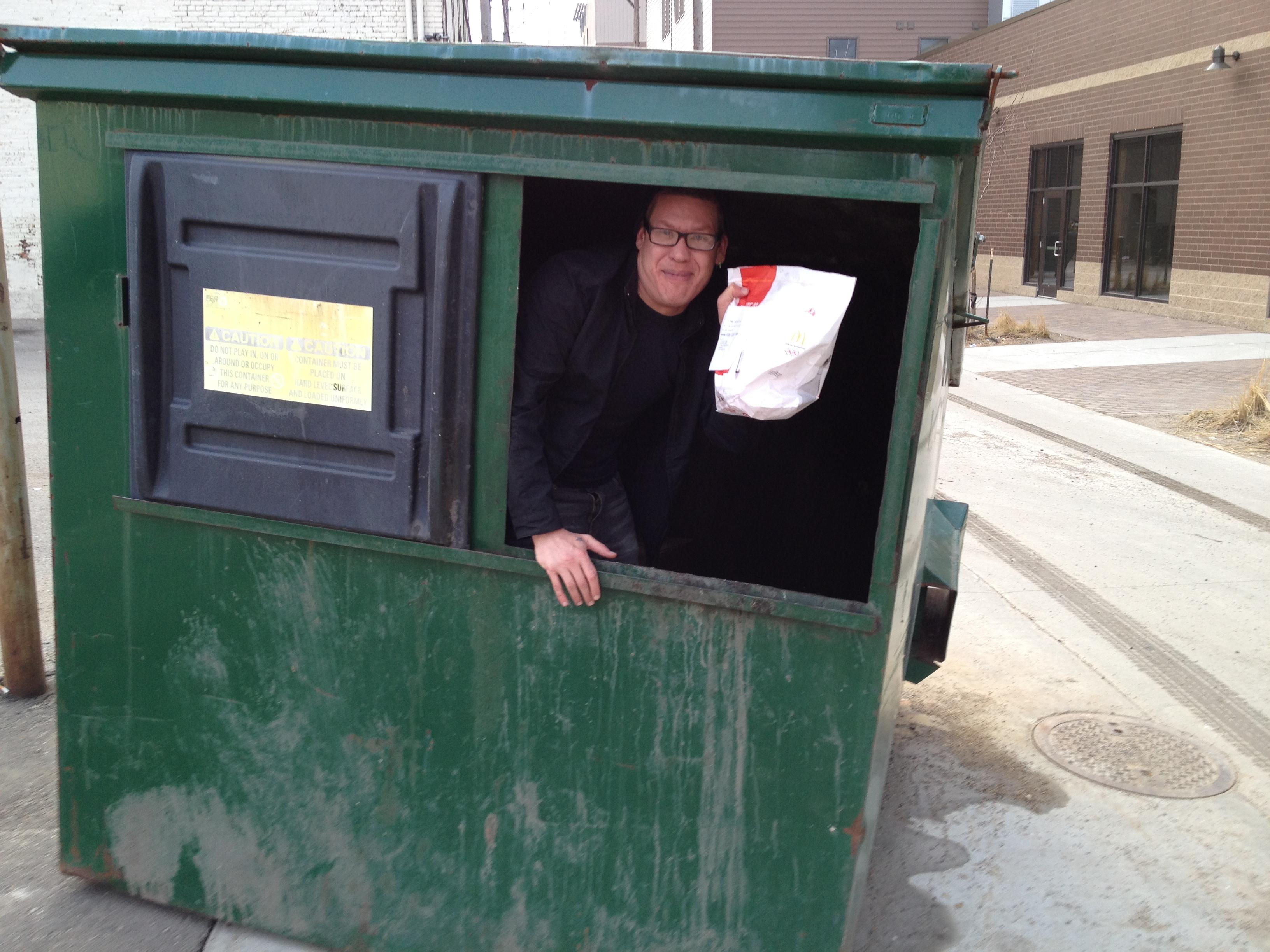Tales of a Struggling Economy: Garbage Peddler Pete Wrigley, Jr.