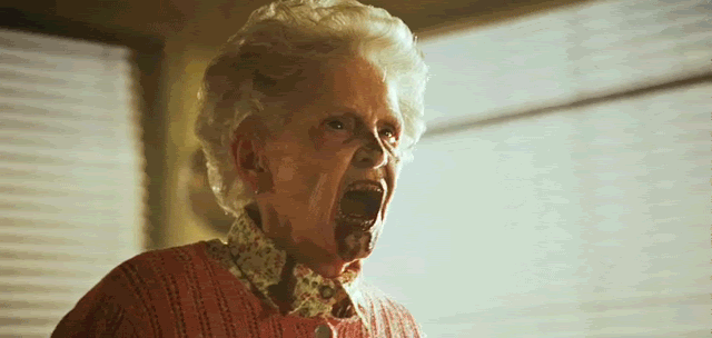 Local Elderly Lady Informed That She Was Dead.