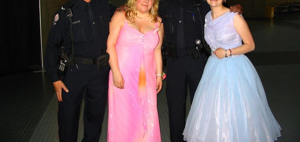 Cops Crash Bachelorette Party Posing As Strippers