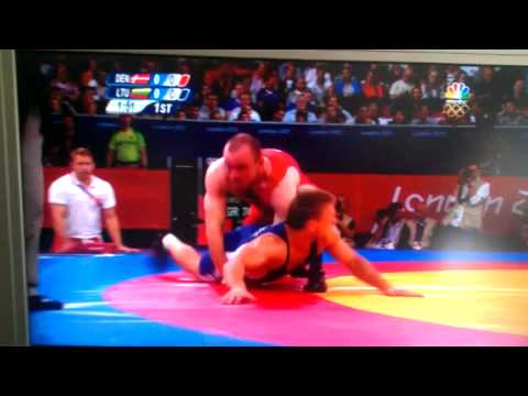 Olympic Shame!  Live Raping In Front of Large Audience!