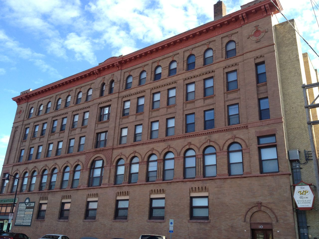 Block 6 Building Reportedly Haunted