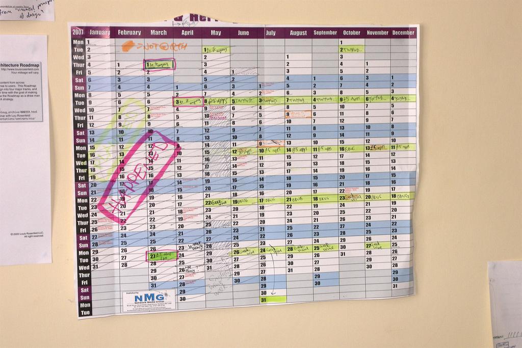 November 2012 EVENT CALENDAR: What's Happening in November
