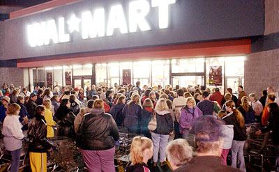 Walmart to Stop Selling Soda