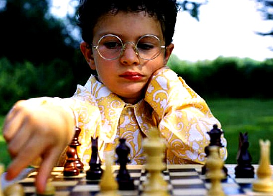 Young Local Chess Master Has Big Plans