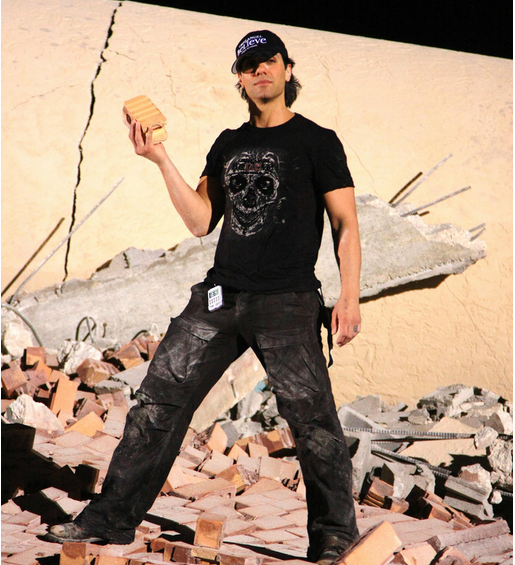 Criss Angel To Lead US Army's New MINDFREAK Infantry