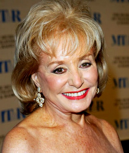 Barbara Walters Being Retired To A Stud Farm