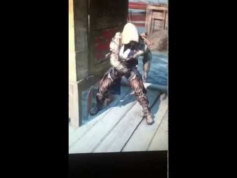 Connor Kenway of Assassin's Creed III Is A Compulsive Masturbator