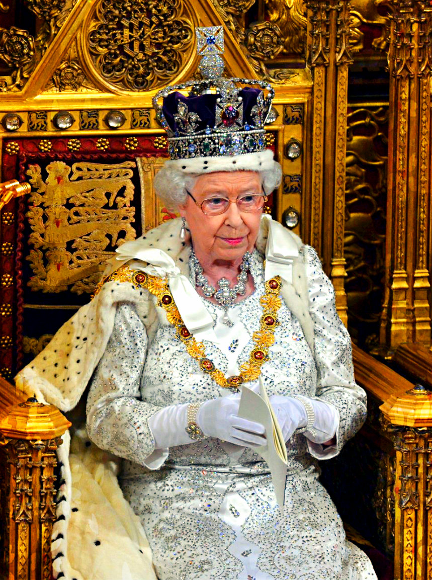 FMO Interviews The Queen Of England