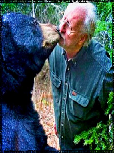 White Man To Marry Black Bear