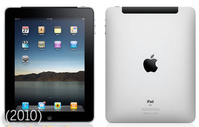 Evolution of The Tablet PC