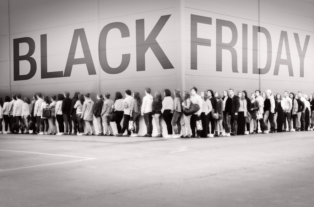 Black Friday Is Upon Us!