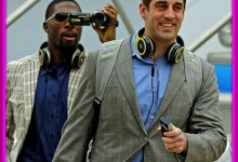 Quarterback Aaron Rodgers Denies That He Denied Being Gay