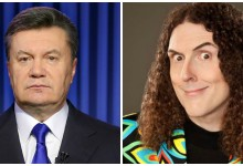 Ukraine President's Brother Weird Al Yanukovych Releases Album