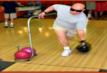 Blind Bowler Bowls Back-To-Back Perfect Games