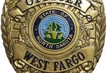 West Fargo Police Officers Investigate Bathroom Bomb