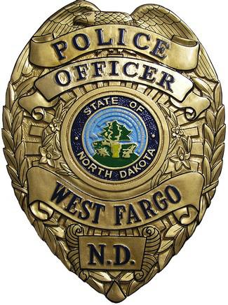 West Fargo Police Officers Investigate Bathroom 9864175616 E261c881e3 B