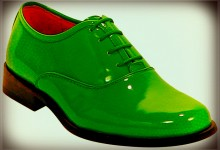 New Green Shoes Designed To Lessen Carbon Footprints