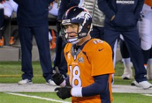 NFL Reveals Diagnosis to Peyton Manning