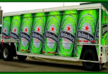 Heineken Home Deliveries Being Well Received