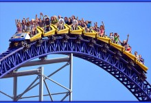 Father's Day Surprise: Wife Gives Birth During Rollercoaster Ride