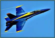 Fargo Police Give Blue Angels Speeding Ticket