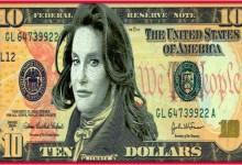 Caitlyn Jenner On New $10 'Hero Bill'