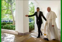 After Meeting With Bishops, Rooks, And Pawns, Pope Goes Golfing With Obama