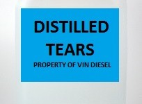 Vin Diesel To Donate 4,000-Gallon Collection Of Distilled Tears To Flint, MI
