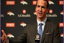 Peyton Manning Announces Formation Of Senior Football League