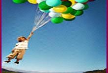Fargo Boy Holding Helium Balloons Now Somewhere Over Michigan
