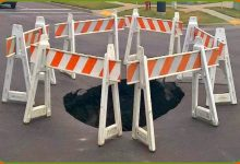 Psychic Predicts Large Number Of Fargo Sinkholes To Appear In The Coming Months