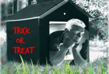 Husband Living In Doghouse Learns To Do Tricks For Treats