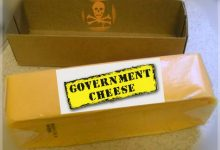 Federal 'Affordable Cheese Act' Providing Free Cheese From US Government