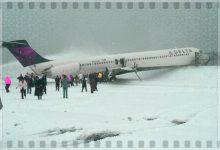 Vikings Plane Misses Green Bay Runway Wide Left