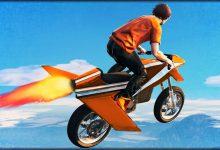 Fargo Boy First To Ride Rocket Bike Into Space