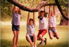 Kids Warned Against Playing Outside During Nice Summer Months