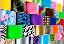 Use Decorative Duct Tape To Help Your Partner Stop Snoring During The Holidays