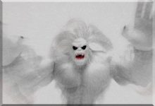 Abominable Snowman Comes To Fargo Area In Search Of Mate