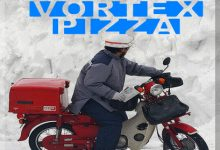 'Polar Vortex Pizza' Delivers Your Fully Cooked Pizza Completely Frozen