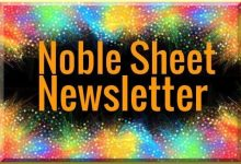 'Noble Sheet' Newsletter To Keep Everyone Updated, Connected, And In The Loop
