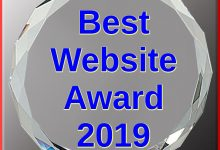 Your FM Observer Is Humbled To Have Once Again Won Best Website Award